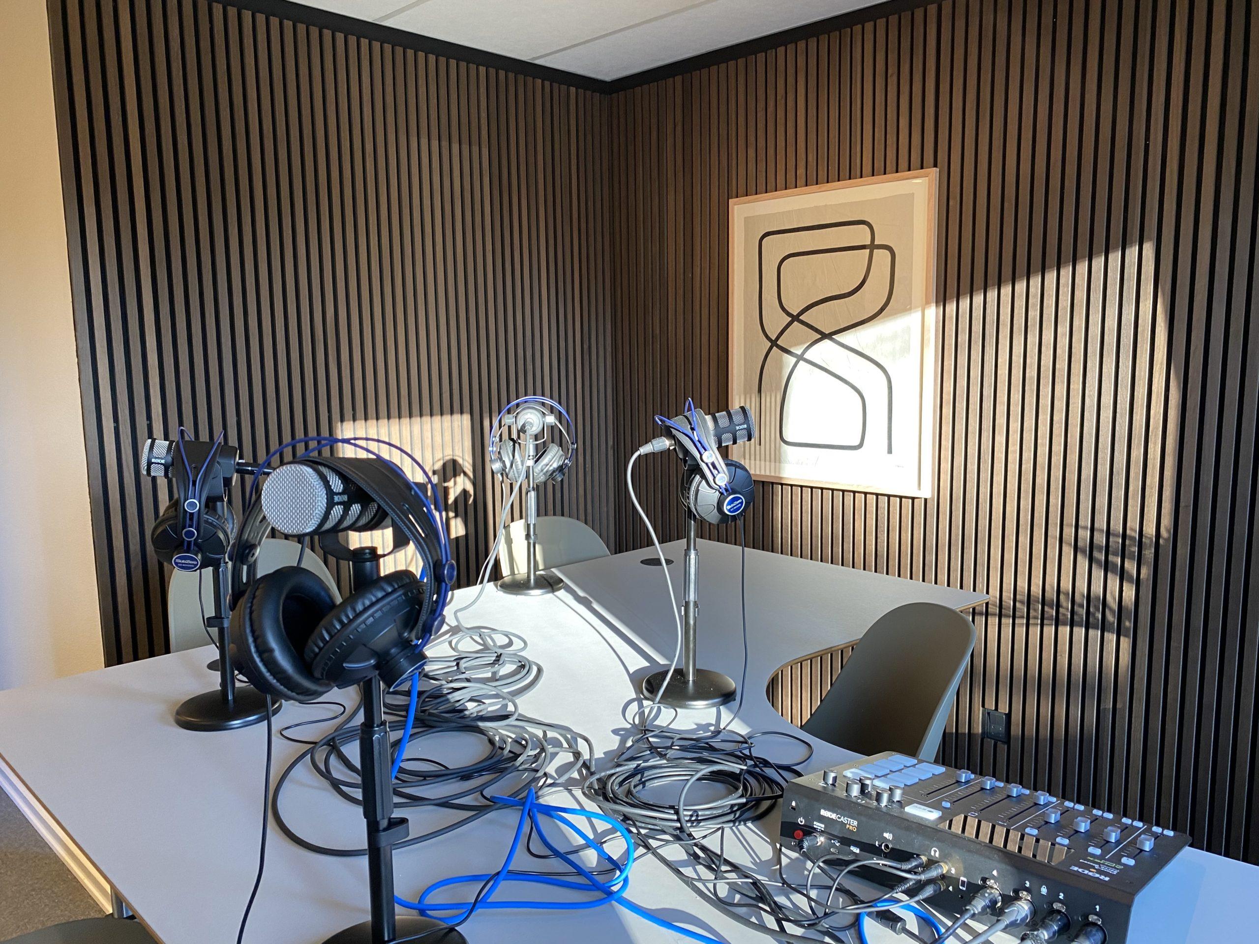 Podcaststudie